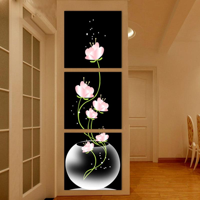 Как украсить стену в прихожей фото