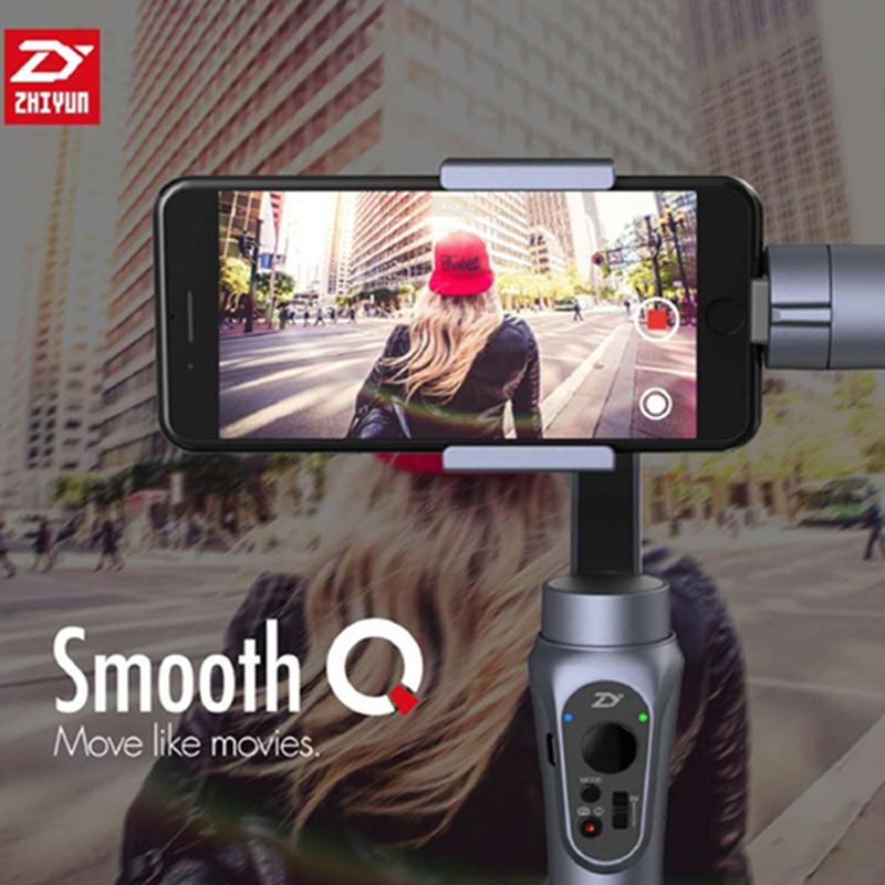 智云SMOOTH-Q手机稳定器入手指南,网友评测