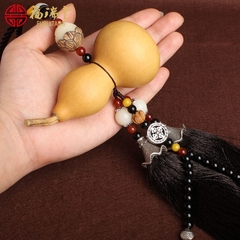 Wenwan herbal herbs home into the money mantra gourd pendant pendant jewelry pendant hand pieces