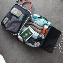 旅游斜挎包多功能i25肩旅行包30行李包大容量防水套拉杆箱包