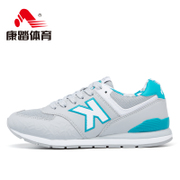 Recreation retro running shoes tap shoes, spring 2016 new lightweight breathable mesh running shoes anti-skid shoes running shoes