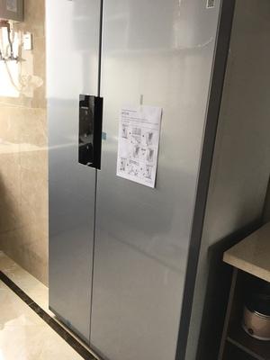 Re:使用觉得西门子冰箱KX50NS20TI功能如何??感受西门子冰箱KX50NS20TI优缺点是什 ..