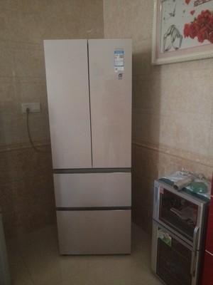 Re:评测使用感受VIOMI/云米 BCD-462WMBA法式多门四门冰箱怎么样呢?说说云米质量好 ..