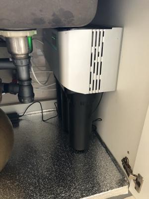 Re:感受对比一下安吉尔净水器家用直饮厨房自来水过滤器净水机反渗透纯水机K1怎么样 ..