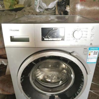 Hisense/海信XQG100-S1208F 10公斤滚筒洗衣机使用评价