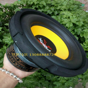 Audio and video appliances speaker / amplifier dual magnetic subwoofer subwoofer speaker 6.5 inch 8 inch 10 inch 12 inch