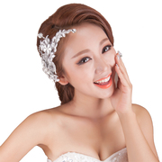 Good drill accessories wedding bride bride water dispensing decoration flower beauty Korean performance styling hair accessories