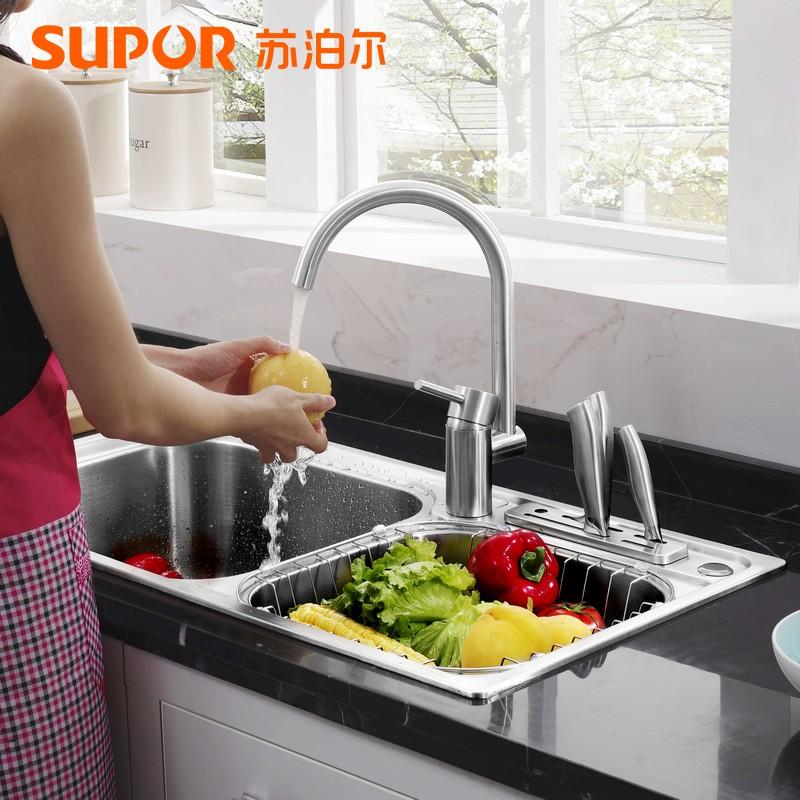 苏泊尔厨房水槽真的有那么好吗?