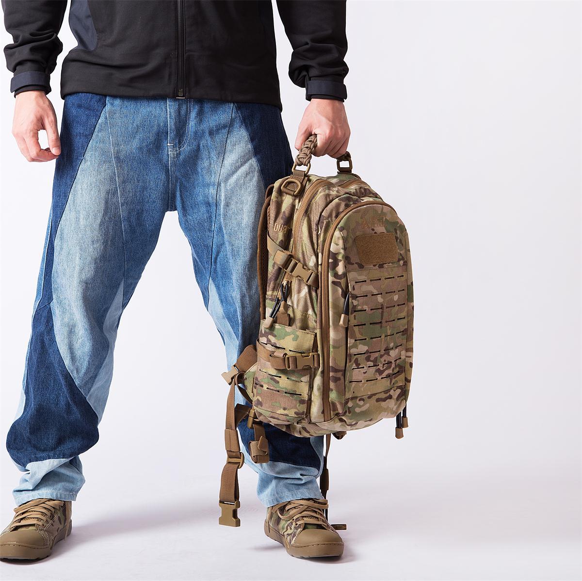 敦刻尔克包顺丰DA强袭者dust战术户外通勤EDC双肩军迷特勤背包
