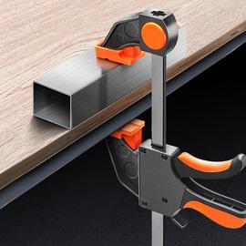 木工夹子F型快速固定夹工具夹具夹紧器万用g字夹木工工具大全