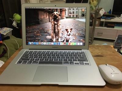 评价入手:Apple/苹果 MacBook Air MMGF2CH/A13.3英寸超薄笔记本