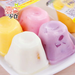 Taiwan Specialty Shengxiangzhen Youtai Orchard Jelly Pudding 500g Snack Sweet Candy Specialty