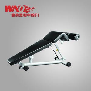 万年青仰卧起坐板A61多功能收腹健腹椅腹肌健身器材商用仰卧板