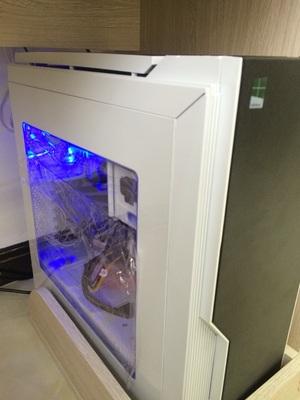 详细评价:京天华盛i7 7700K/GTX1080独显VR游戏台式主机怎么样