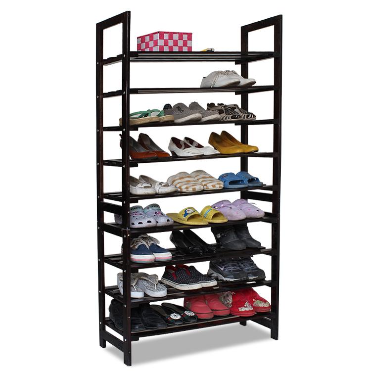 Lorsque des produits de bois de simple amour cr maill re tag re chaussures c - Ikea etagere chaussures ...