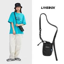 斜挎包女2021新款潮学生百搭ins包包夏季迷你链条小包 腰包手机包