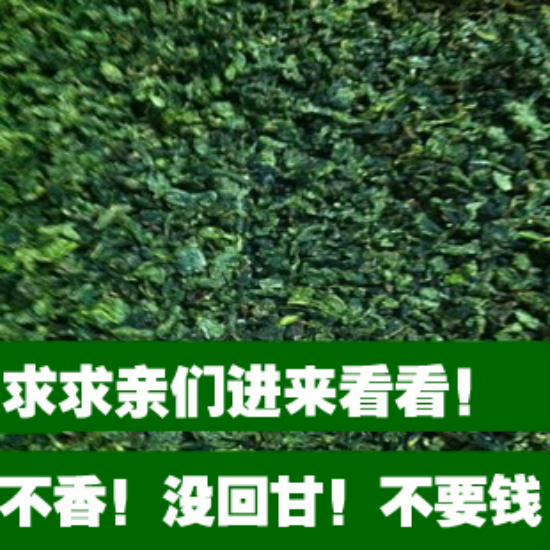 新茶福建铁观音清香型 茶角 特级正品 乌龙茶叶 500g秋茶散装包邮