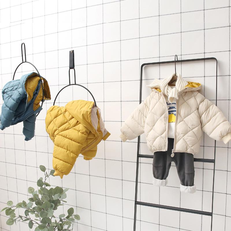 反季清仓儿童新款羽绒棉服外套男女宝宝棉衣中小童短款棉袄加厚冬满49元减5元