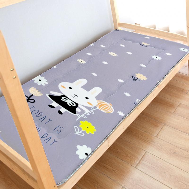 大学生宿舍单人床垫寝室上下铺90cm木板床软垫子加厚硬棕垫0.9米