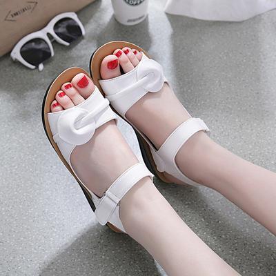 大女童凉鞋2017新款韩版夏季公主鞋女孩凉鞋10-12-15岁中大童鞋子 拍下54元包邮