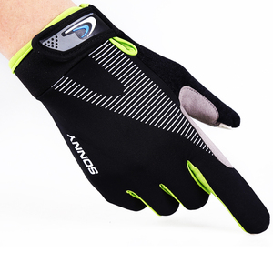 Cycling gloves winter men and women non-slip wear-resistant half-finger thin sports climbing outdoor bike fitness equipment