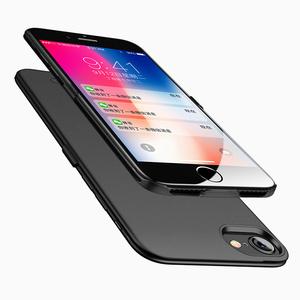 iphone6背夹式充电宝X苹果7plus电池6S专用8P超薄XS手机壳冲便携器6sp移动电源小巧大容量夹背正品一体背甲8