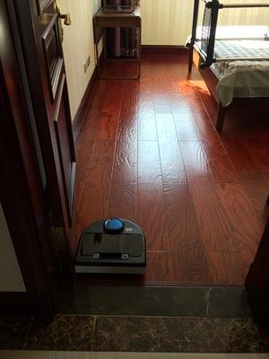 入手评价:Neato美国扫地机器人家用智能全自动吸尘器扫吸拖一体机BV-D8500