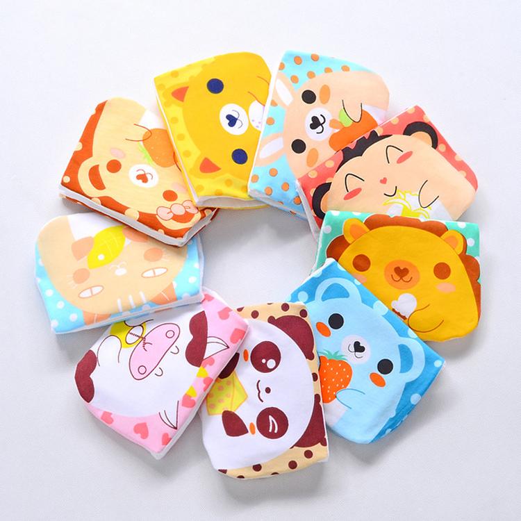 吸汗巾纯棉0-1-3-4-6岁婴儿童背巾加大码全棉垫幼儿园宝宝隔汗巾