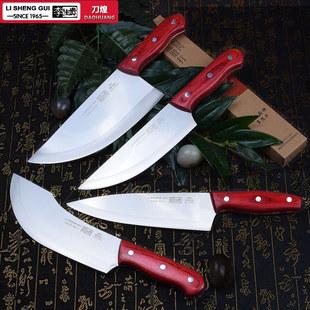 锻打分割刀不锈钢屠宰专用刀专业卖肉刀割肉刀剔肉刀杀猪羊剥皮刀