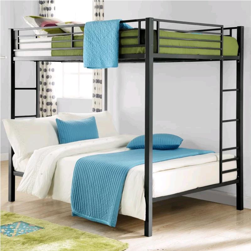 上下铺铁床员工宿舍 铁艺床双人双层床成人高低床铁架床1米单人床