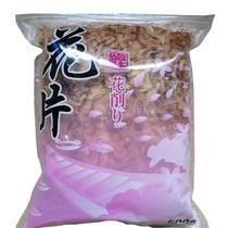木鱼花柴鱼片 日式料理章鱼小丸子原料500g德用花片 鲣鱼片木鱼干