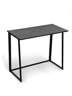 折叠简易学生写字桌免安装家用餐桌