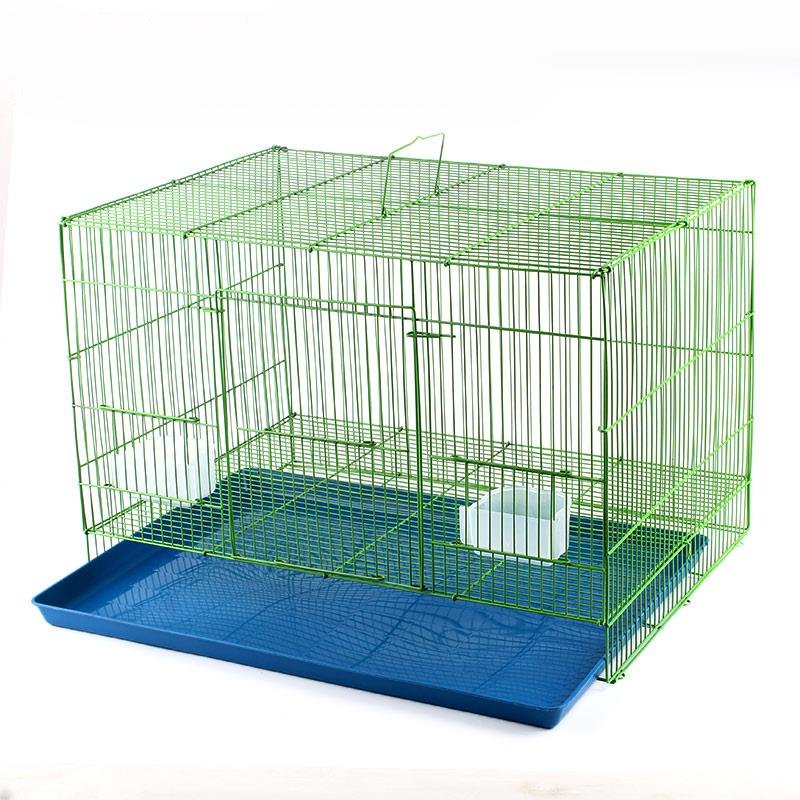 宠物兔笼子家用养殖兔子豚鼠松鼠荷兰猪笼子鸟笼特大号鸟笼养两只