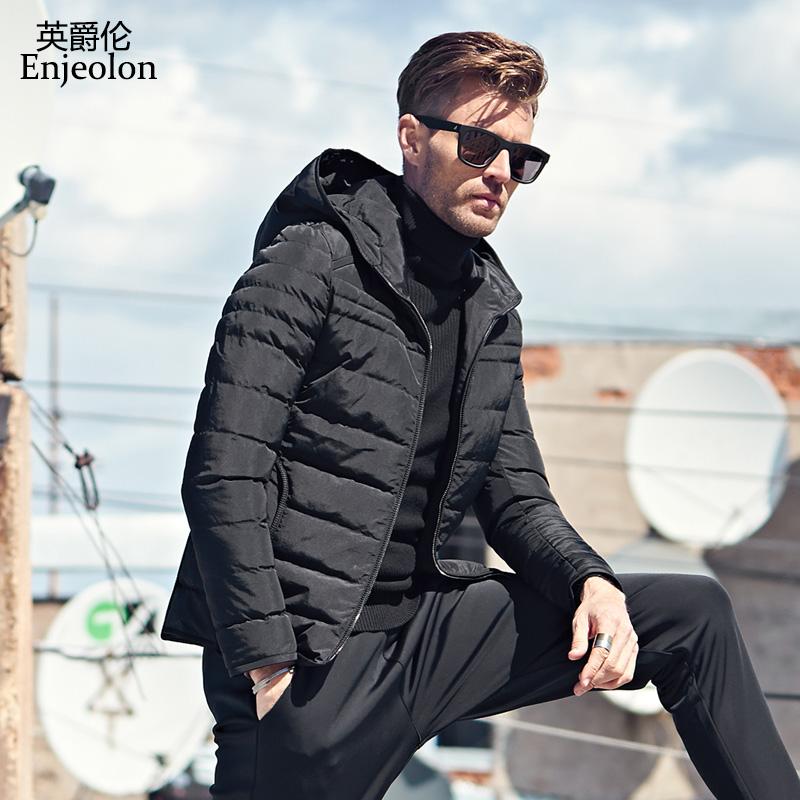 英爵伦2017新款 男士冬季棉衣 冬装外套保暖舒适时尚棉袄上衣冬天