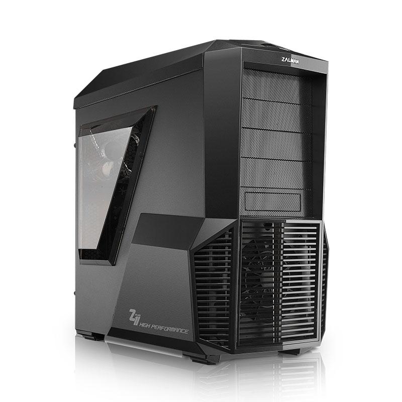 Z11系列机箱 ATX电脑机箱 台式机电脑主机箱水冷游戏机箱侧透机箱