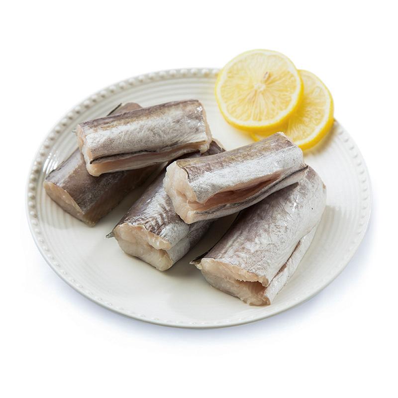 北海鳗鱼段400g/包  海鳗段 鱼类 海鲜水产
