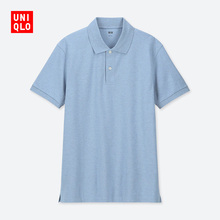 Men's Fast Drying POLO Shirts (Short Sleeves) 413440 Uniqlo