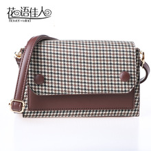 BCK MK women's bag simple texture in autumn and winter women's bag 2019 New Fashion Shoulder Bag