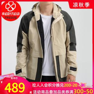 阿迪达斯夹克男装2020秋季新款运动服上衣工装休闲长袖外套GF4016图片