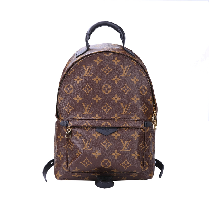 LOUIS VUITTON LV/路易威登女士新款印花双肩背包M41560满8000元减1000元
