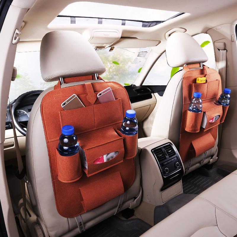 汽车座椅收纳袋挂袋车载储物箱多功能椅背置物袋车内储物汽车用品