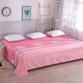 大炕单3米3.5米4米 大床单单件加长加宽定制定做榻榻米床单清仓厚