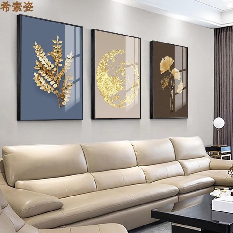 模具简单50画框挂钟男宝宝乡村欧式订做落地画黑白客厅玄关装饰画