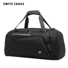 Dry-wet Separation Travel Bag Handbag Men's Sports Training Bag Short-distance Shoulder Travel Large-capacity Luggage Bag