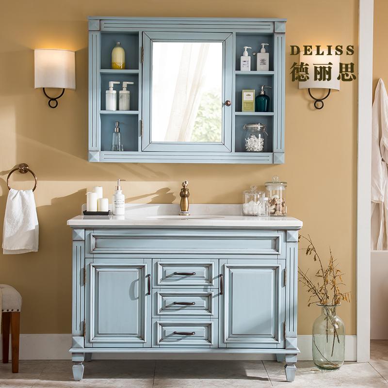 DELISS浴室柜质量过关吗,有买过的没