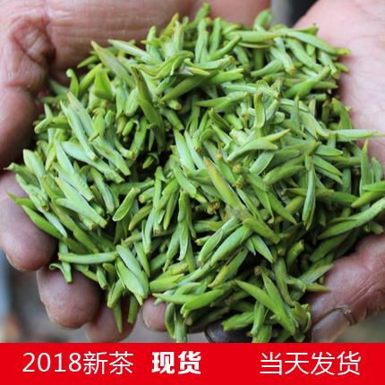 2018西湖龙井新茶高山早春绿茶散装明前龙井特级茶叶茶农直销100g