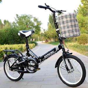 Year old man and woman little girl put trunk bicycle female light folding elementary and middle school student bicycle male vehicle 14