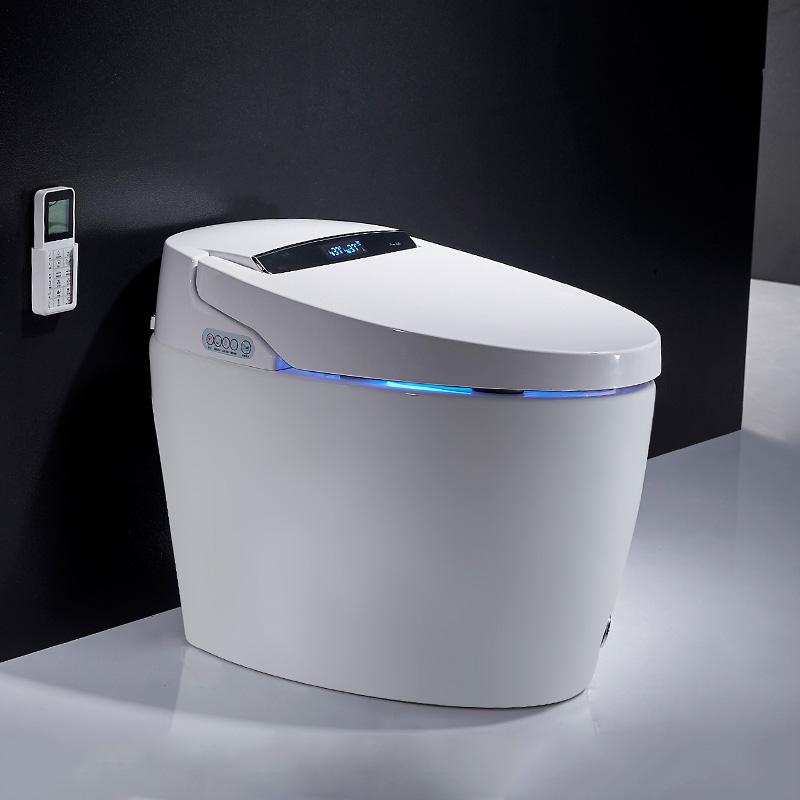 佳上佳家用智能马桶一体式多功能卫生间全自动烘干电动即热坐便器