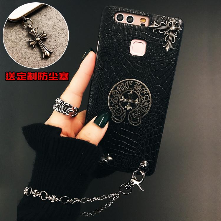 新潮男女款韩国时尚个性硬壳订制华为P9手机壳EVA-AL00