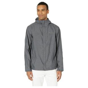 Columbia/哥伦比亚男户外休闲夹克连帽净版纯色logo防风 8801148